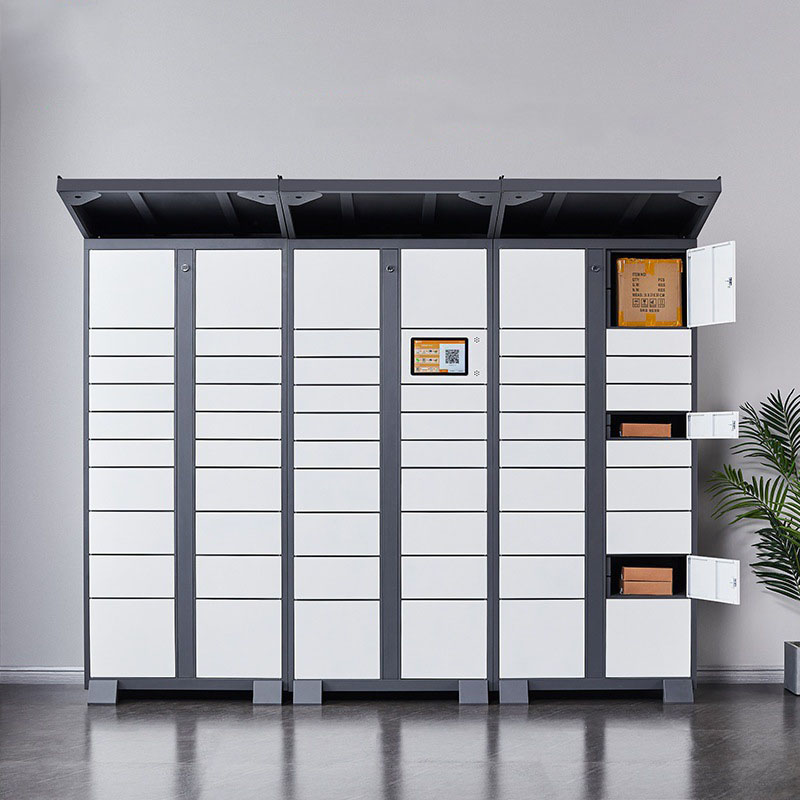Parcel Locker India Custom Electronic Parcel Lockers Smart Package Delivery Lockers