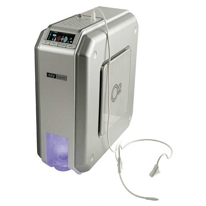 Compact Oxygen Generator