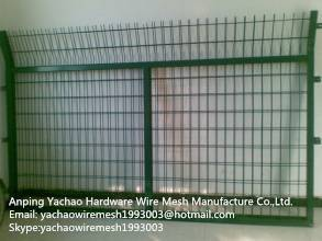 Galvanized welded fence wire mesh golden supplier from China