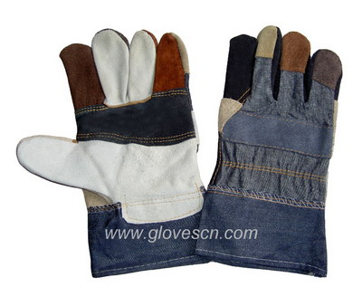 Sell reverse furniture leather gloves jeans cuff
