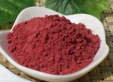Red rice yeast extract  1.2% Monacolin K