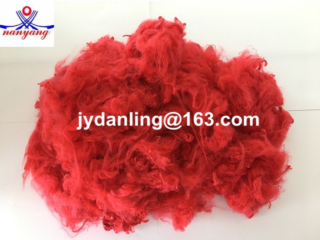 Recycled Polyester Staple Fibre for Non-woven Fabric