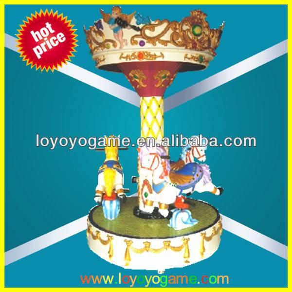 2014 amusement park equipment classic carousel