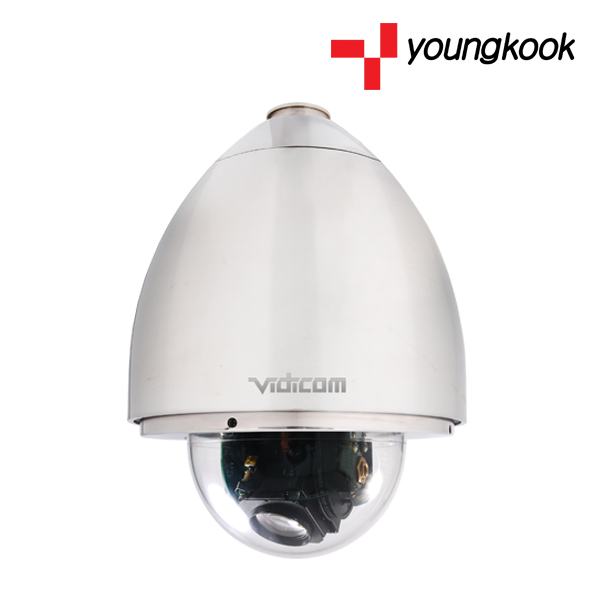 Explosion proof SPEED DOME camera