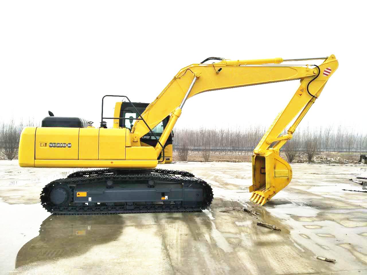 Crawler excavator HE210-8