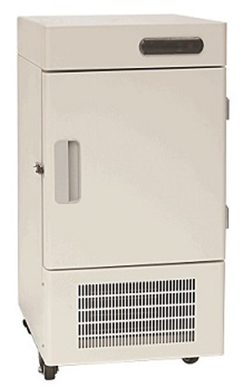 Hot selling -40 degree 58L upright freezer