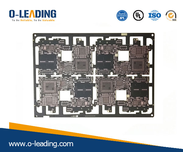Multilayer PCB, HDI, Immerison Gold
