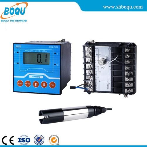 DOG-2092 Industrial Dissolved Oxygen Meter Blue black shell