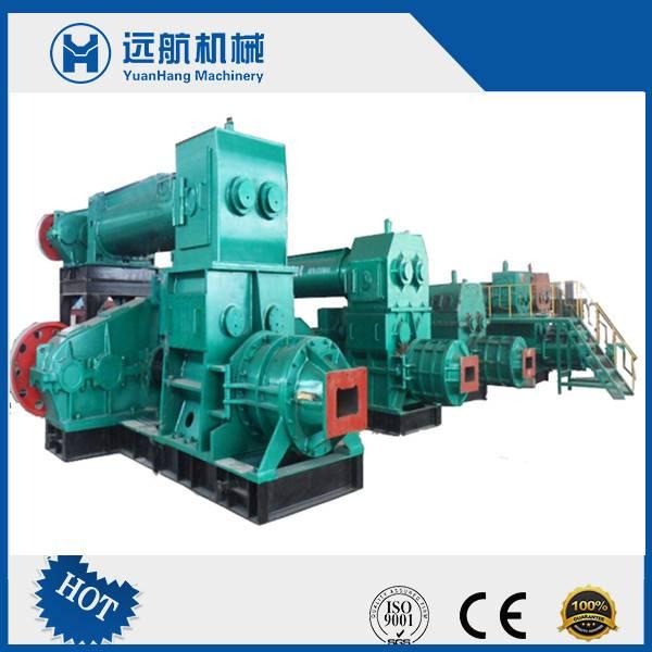 Full Automatic JKB Two-stage Vacuum Brick Making Machine