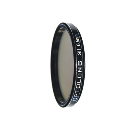 "SII-CCD 6.5nm astronomical filter 2"" for deep sky imaging"