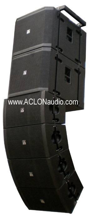 Full Range Passiv Line Array Speaker (VX12LA)