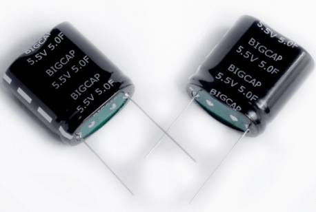 Combined type supercapacitor 5.5V 5.0F with high power ultracapacitor ,ultra-low ESR super capacitor