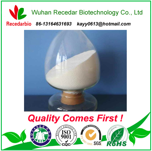 99% high quality raw powder Miconazole nitrate