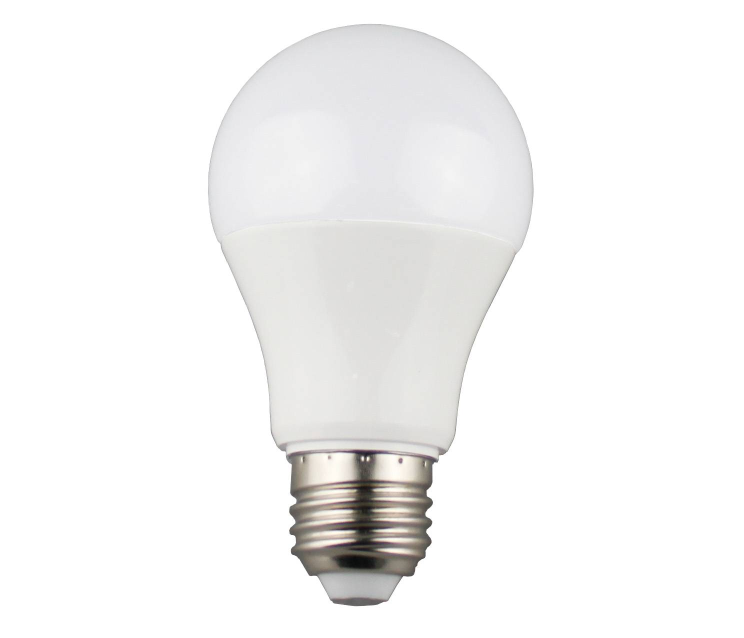 Energy-saving 7W LED bulb warm white