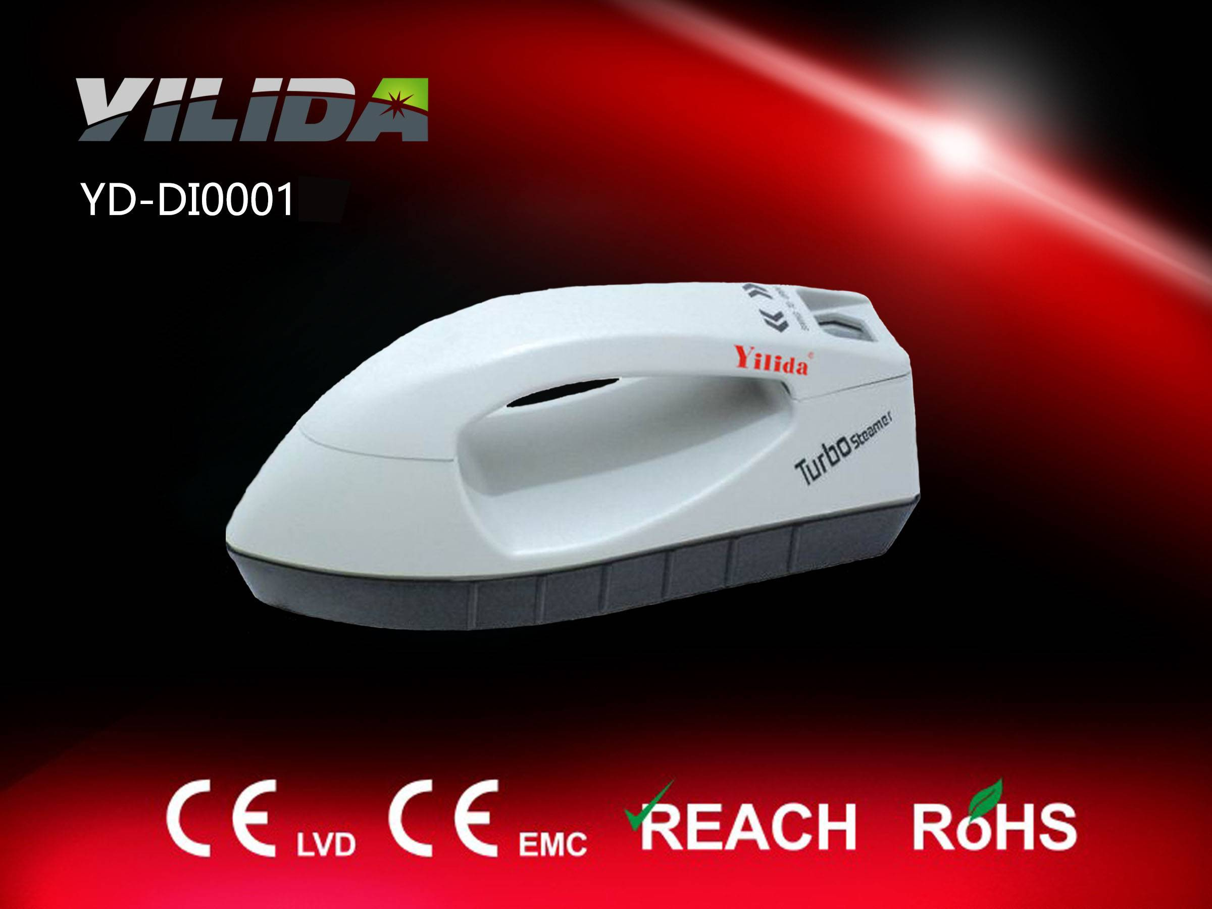 Traditional automatic clothes dry iron