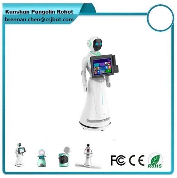 Multi-funcational smart robot for customer service