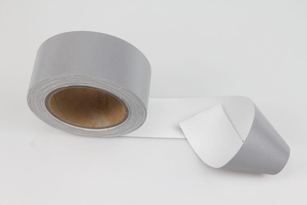 302 - Reflective Flame Retardant Fabric - Industrial Wash