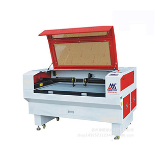 Lvming dual laser head with CCD camera laser cutting/engraving machine
