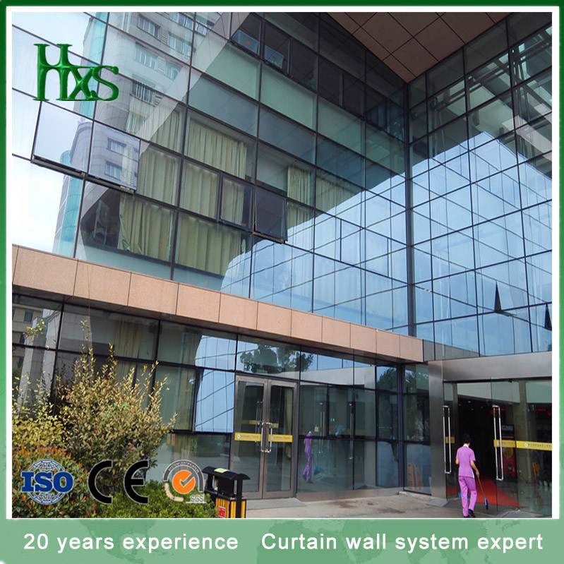 Design,fabrication,installation guidance for glass curtain wall system