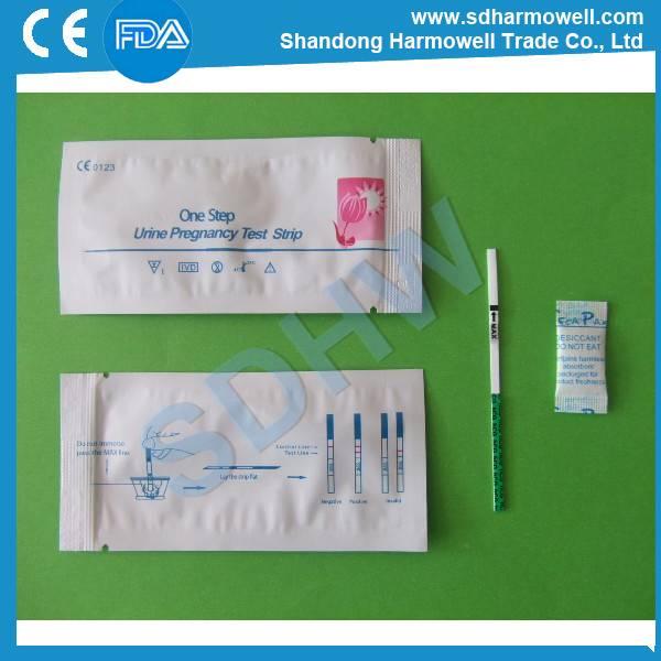 Best price hcg pregnanncy test strip