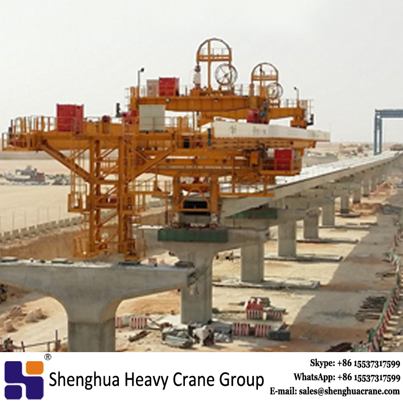 1600T bridge erection machinery launching gantry equipment