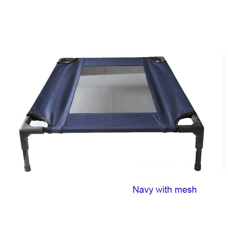Elevated Portable Camping Pet Cot Dog Bed