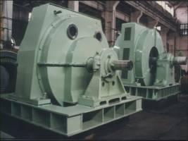 TK series horizontal synchronous induction motor
