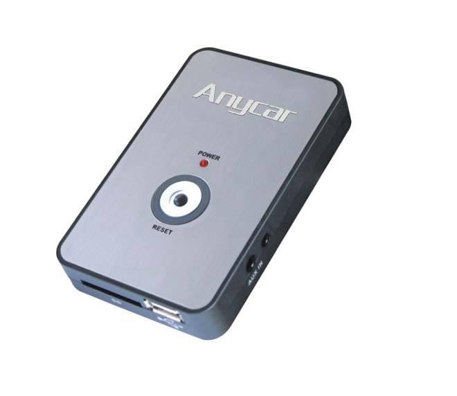 BMW USB/iPOD adapter
