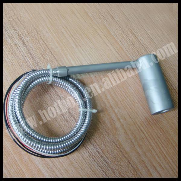 Sealed band heater nozzle heater coil heaters with cover