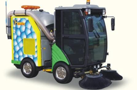 CHD5021TSL street sweeper