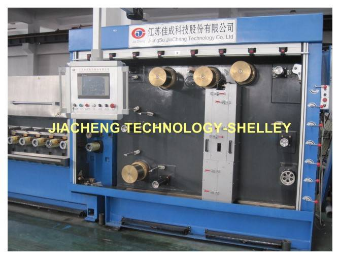 Multi Wire Drawing Machine with Annealer for 8 wires