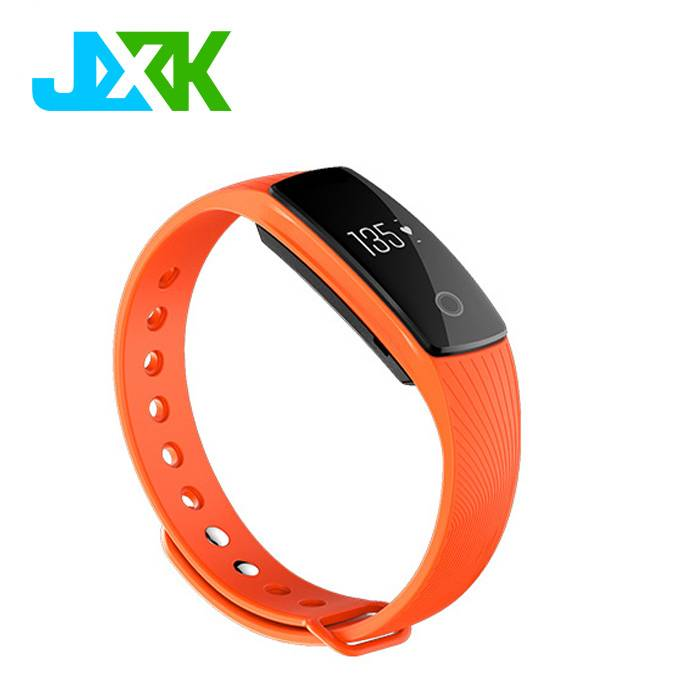 ID107 Update Blood Oxyen pressure monitor Bluetooth 4.0 Fitness Activity Tracker Smart Band Wristban