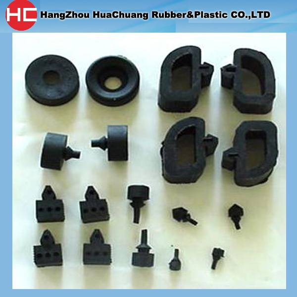 Supply small rubber bumpers