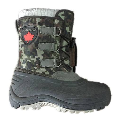 Thermolite insulation snow boots