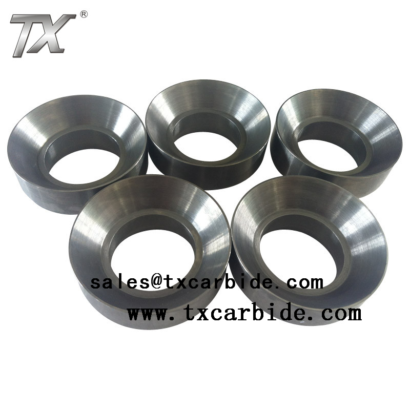 Carbide wear ring