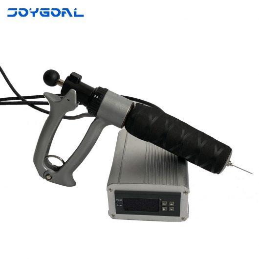 Handheld semi-automatic thick cbd oil vape cartridge filling machine cart shooter filler gun