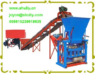 Small Brick Machine Producing Line 008615238618639
