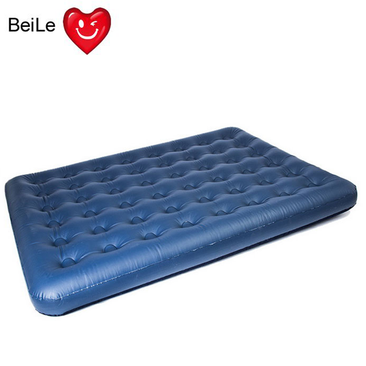 Cheap single size waterproof inflatable air bed mattress for children