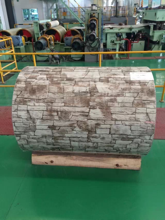 CE wall color PPGI/prepainted galvanized steel coil