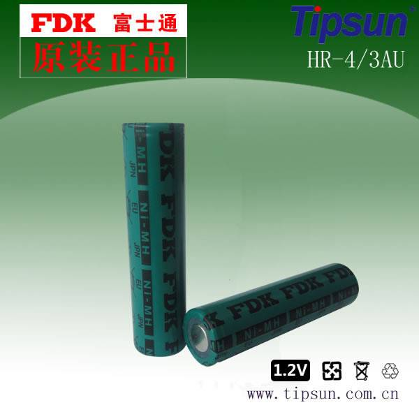 FDK 1.2V 4000mAh 17670 Ni-MH Rechargeable Battery HR-4/3AU, available stock high quality ni-mh batte