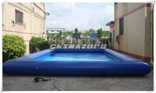 Hot sale for summer days inflatable pool tent pool good price
