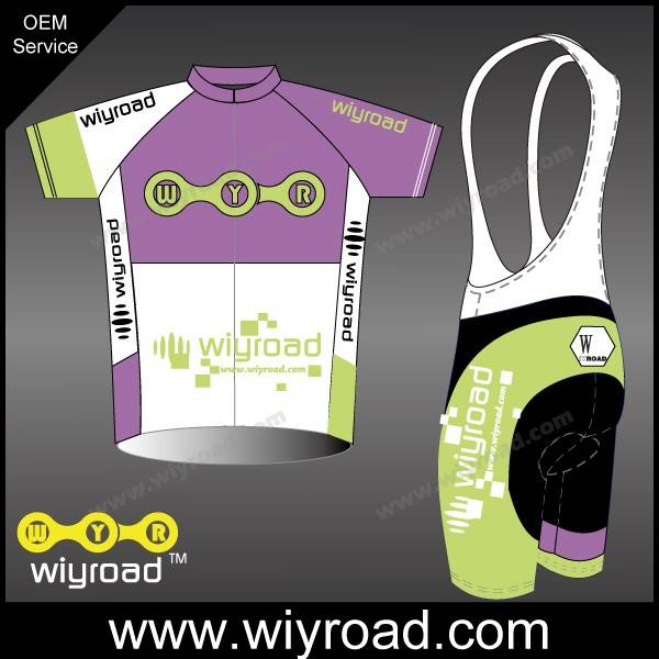 Accept sample order cycling clothes full set/mountain cycling clothes design/printed cycling set