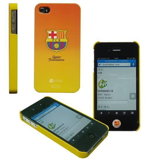 Custom design plastic hard cell phone back case for iphone 4/4s
