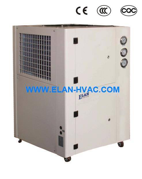 Industrial Chiller scroll 3HP-40HP R407C R410a