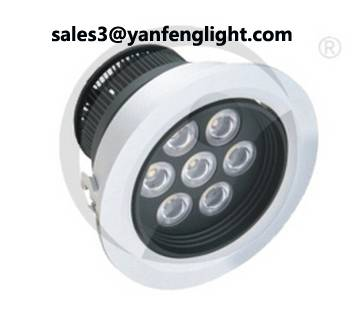 5W Recess LED Ceiling Downlight, Indoor Housing Light