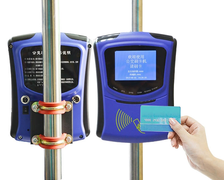 Onboard Bus fare Collection Machine The Bus Ticket Validator