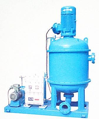 Oil drilling mud solids control mud  vacuum degasser