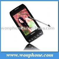 T5000 WIFI Slide Mobile Phone with Dual Sim Card Qwerty and Touch Screen