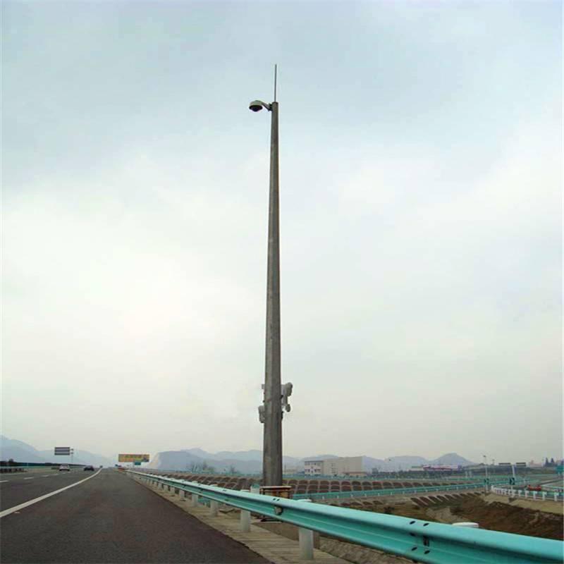 lightning tube tower