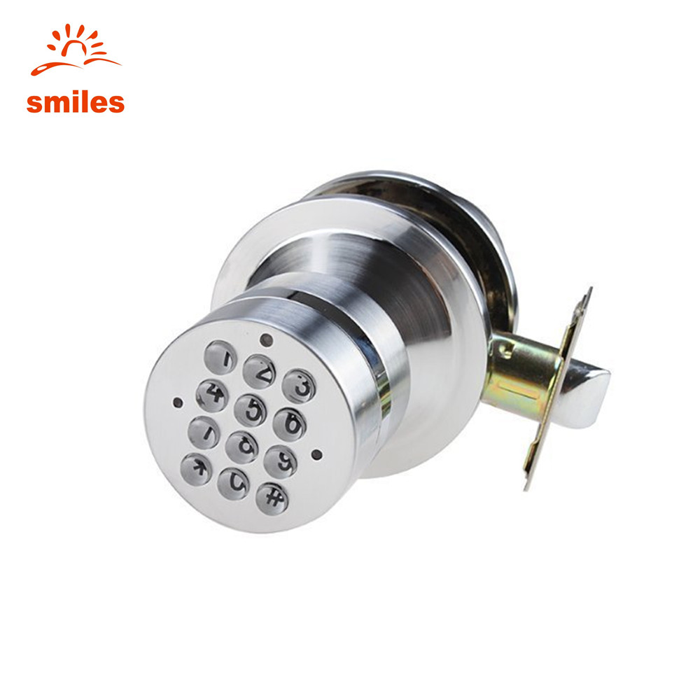 Electronic Keyless Entry Door Locks Support Password Function For Home/Office